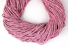 10 Strands Pink Turquoise 1.75X.5mm-2X2.25mm Heishi Beads... http://www.amazon.com/dp/B01ER4CC3M/ref=cm_sw_r_pi_dp_F9eixb1CTDZJA