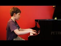 In this episode of PRODIGIES, THNKR introduces you to the phenomenally talented Gavin George.     At 9 years old, Gavin deftly plays some of the most difficult piano pieces ever composed and performs at concerts around the world. THNKR invites you into Gavin's universe -- revealing his genius, his consuming drive, but also the naiveté and playfuln...