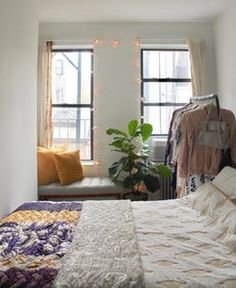 A Cozy Oasis In A West Village Walk Up