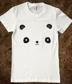 Panda Bear---you need this shirt. #EastSideMojo