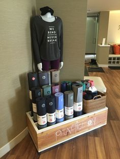 Manduka Box- Yoga Mat Storage
