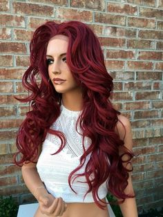 burgundy-hair-color-ideas-with-highlights-12