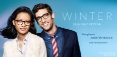 Give the gift of sight. Purchase eyeglasses (including sunglasses) at warbyparker.com. A pair will be given to someone in need.