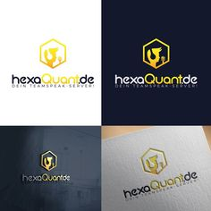 Design a cool logo for our brand hexaQuant! (awarding at 12am CEST) by BIG Daud