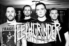 Teethgrinder - Dutch metal band - Photo by Gerard Rouw