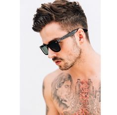 #hair #men #hairstyles #fashion #style #trends