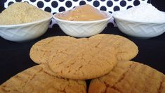 Chubby Babies Peanut Butter Lactation Cookie Mix to increase breast milk supply from Good Natured Gourmet.