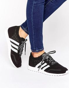 538bd384141 adidas Originals LOS Angeles Off White Trainers saved by  ShoppingIS ...