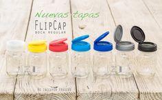FlipCaps Mason Jars México