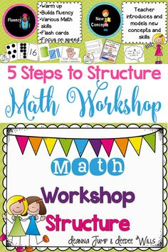 Math workshop in kin