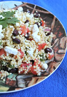 Mexican Millet Salad