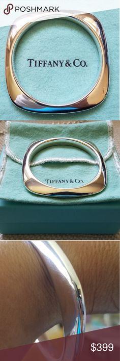 8a41912dda6e8 87 Best Tiffany Bangle images in 2018 | Bracelets, Tiffany bangle ...