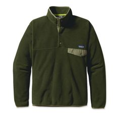 luv this color! Patagonia Men's Lightweight Synchilla® Snap-T® Pullover