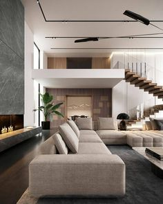 Beautiful Interior Design, Interior Design Inspiration, Daily Inspiration, Design Ideas, Living Room Goals, Living Room Decor, Fireplace Design, Decoration Table, Home And Living