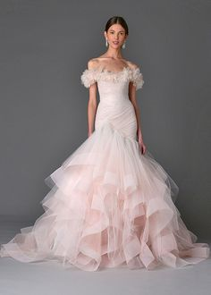 Disney Princess-Inspired Wedding Dresses | Brides.com