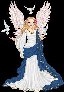 Mensagens Online: Eu Sou Teu Anjo