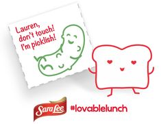 It is Back To School time! Sara Lee's Loveable Lunch Notes are the perfect way to show your kids they are always on your mind. Sweet, personal, laugh out loud lunch notes for kids make every day a special day. AD Visit http://www.LovableLunchNotes.com to customize your free printable lunch notes now. LoveableLunch