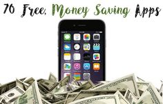 70 Free Money Saving Apps