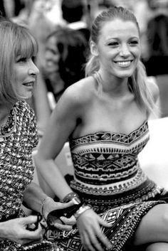 Blake and Anna. what a pair
