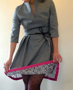honigdesign - free dress pattern