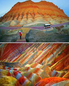 montanhas exóticas - Pesquisa Google