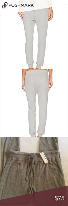 James Perse Joggers NWOT! Bought from another posher but never ended up wearing them! Fits sizes XS/S James Perse Pants