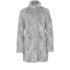 s.Oliver Warmer Fake Fur-Mantel Fake Fur I Mantel I Court I Jacke I warm I Winterjacke I Wintermantel