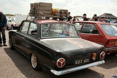 Mk1 Ford Cortina Rat rod roof racks