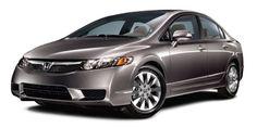 2009 Honda Civic Sedan. Service Plan