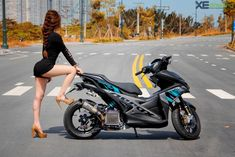 Discover recipes, home ideas, style inspiration and other ideas to try. Aerox 155 Yamaha, Yamaha Nmax, Yamaha Rx100, Car Show Girls, Yamaha Scooter, Best Motorbike, Scooter Custom, Scooter Design, Motor Scooters