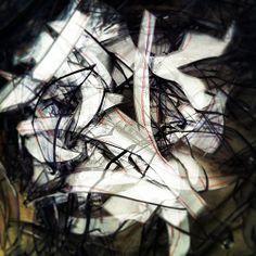 Astrazione - work in progress by Domenico Franchi