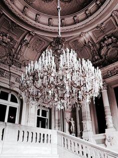 chandelier, luxury, and architecture kép