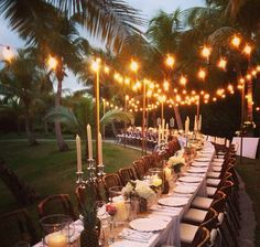 Great outdoor dining / event seating idea. (http://www.lonny.com/How+The+Design+World+Celebrated+2014/articles/Y-sYaBSRqVO/Nathan+Turner)