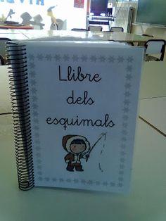 Mi grimorio escolar: EL LIBRO DE LOS ESQUIMALES