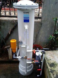 Pemakaian Filter air HYDRO bergaransi 100 hari Uang kembali.dan mempunyai Fasilitas pengecekan air Gratis seharga  Rp.500.000.,