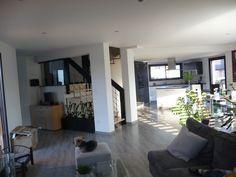 """Photo N°547368 - Décoration - Salon - salle à manger - Bas Rhin (67) - Projet """"Maison d'architecte DUTTLENHEIM"""" - ForumConstruire.com"""