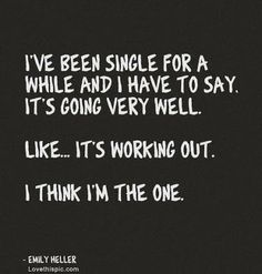 happy single valentines day quotes