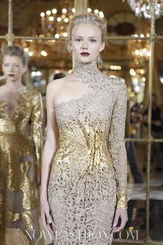 Rami Al Ali Couture Fall Winter 2012 Paris