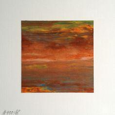 #400 | square abstract painting (original) | acrylic on white board | size 9 cm x 9 cm | boardsize 15 cm x 15 cm | https://www.etsy.com/shop/quadrART