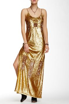 Million Dollar Sequin Maxi Dress by Free People on @nordstrom_rack
