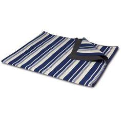Picnic Blanket Outdoor TimeTote XL, Blue Stripe #ONIVAaPicnicTimebrand