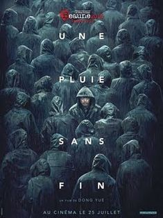 """P for """"Une Pluie sans fin"""" - Dong Yue - Poster Streaming Vf, Streaming Movies, Hd Movies, Movies To Watch, See Movie, Movie Tv, Grand Prix, Storm Movie, Film Thriller"""