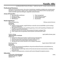 Nanny Resume Sample Veterinary Technician Resume  Ocell  Pinterest  Veterinary