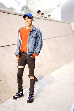 STREETSTYLE | Seoul Fashion Week SS16 – Part4 - Fucking Young!