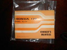 Yamaha mt 09 owners manual enpdf motorcycles pinterest honda oem published 1973 cl175 cl 175 scrambler owners manual ebay motors parts fandeluxe Gallery