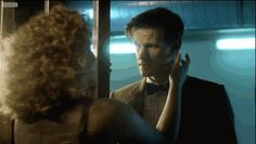 """25 Times """"Doctor Who"""" Got Way, Way Too Real - ksc """"Our lives are back to front. Your future's my past. Your firsts are my lasts."""" ☺♥♥"""