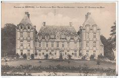 Frankreich - 76 bremontier merval le chateau