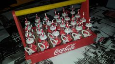 Dragées bouteille soda