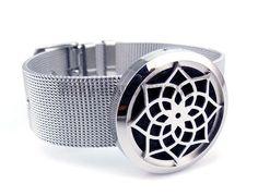 Lovely Lotus Aromatherapy Bracelet