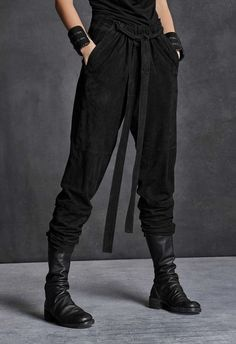Butter-Soft Suede Karate Pant